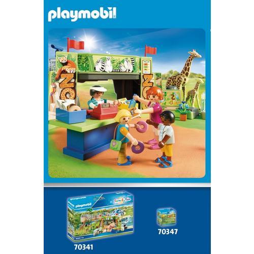 PLAYMOBIL® 70355 Koppel ringstaartmaki's