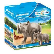 PLAYMOBIL® 70357 Rhinocéros et son petit