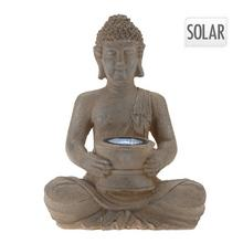 Lampe solaire 'Bouddha'
