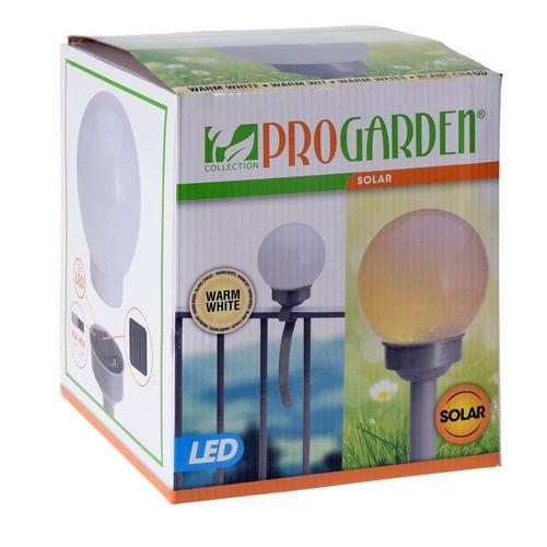 Lampe solaire 'Boule'