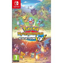 Spel Pokémon Mystery Dungeon: Rescue Team DX voor Nintendo Switch
