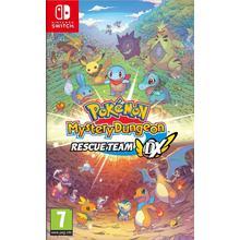 Jeu Pokémon Donjon Mystère : Équipe de secours DX pour Nintendo Switch
