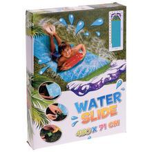 Opblaasbare waterglijbaan
