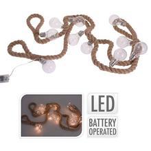 Corde à éclairage LED