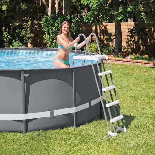 Zwembadladder INTEX