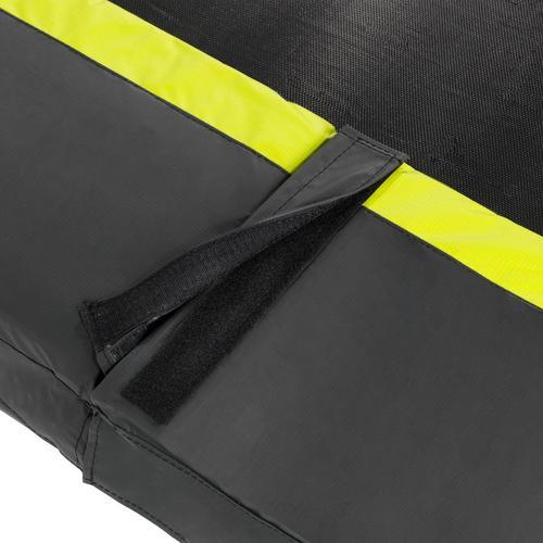 Trampoline EXIT Silhouette 153 x 214 cm - noir