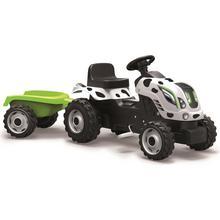 Tracteur avec remorque SMOBY