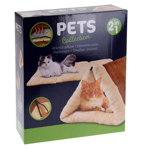 Kattenkussen/-huisje