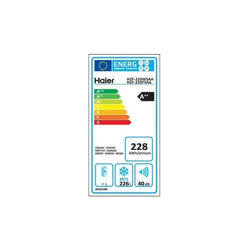 Congélateur HAIER H2F-220WSAA