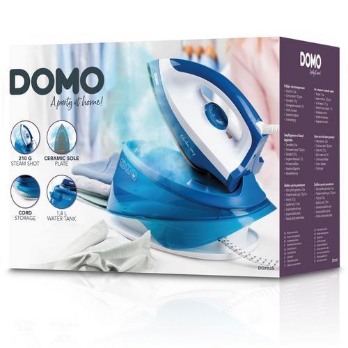 Centrale vapeur DOMO DO7112S