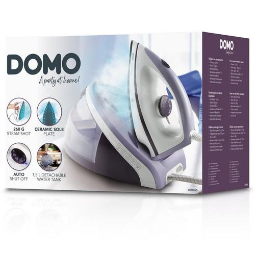 Stoomgenerator DOMO DO7111S