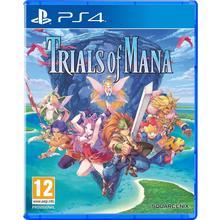 Spel Trials of Mana voor PS4