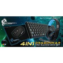 Set gaming DragonWar 4 en 1