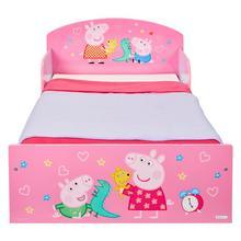 Lit pour enfants Peppa Pig + sommier
