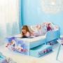 Kinderbed met bedladen DISNEY Frozen II + bodem