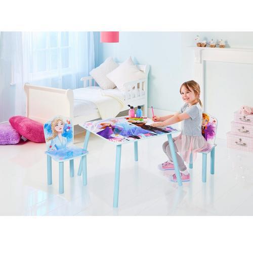 Tafel met 2 stoeltjes voor kinderen DISNEY Frozen II