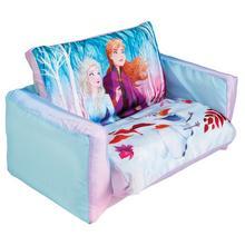 Mini-canapé convertible/canapé-lit gonflable pour enfants DISNEY La Reine des Neiges II