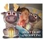GoGlow zachte knuffel met nachtlampje DISNEY Frozen II Sven