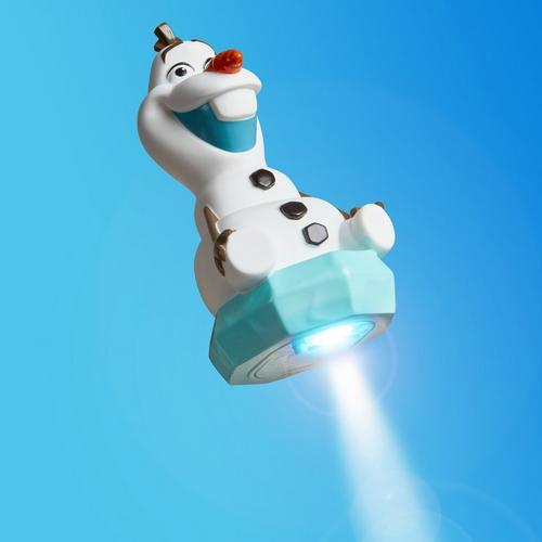 Veilleuse et lampe torche GoGlow Buddy DISNEY La Reine des Neiges II Olaf