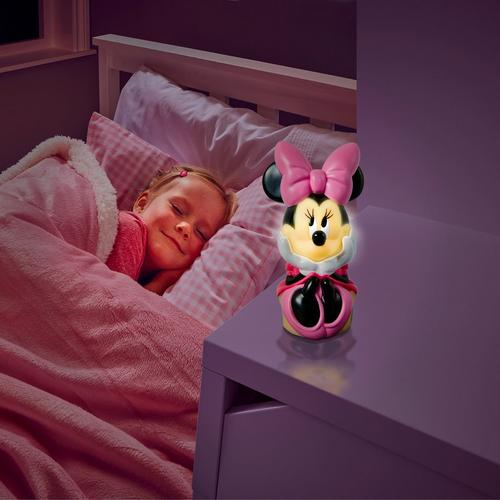Veilleuse et lampe torche GoGlow Buddy Minnie Mouse