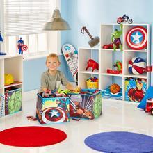 Set van 4 opbergkubussen Spider-Man