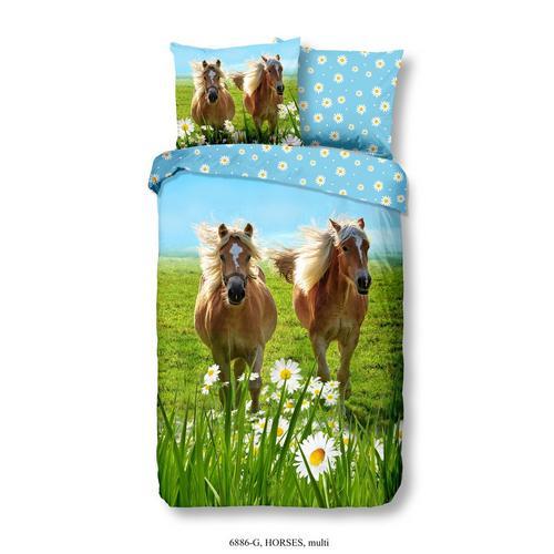 Dekbedovertrekset Horses