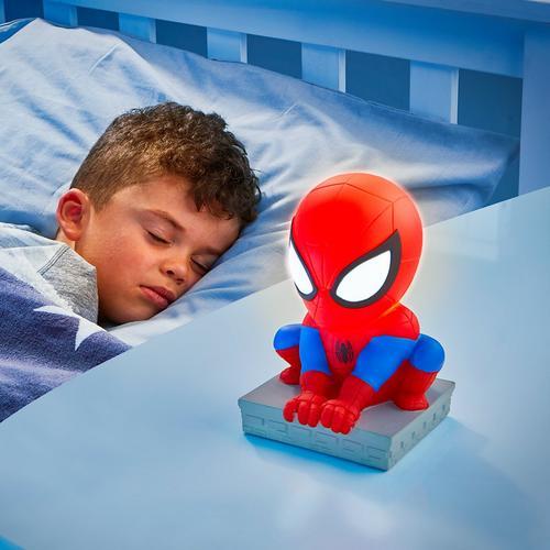 Veilleuse et lampe torche GoGlow Buddy Spider-Man