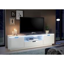 Meuble TV à éclairage LED
