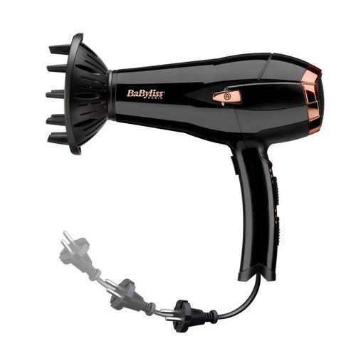 Haardroger BABYLISS D373E CordKeeper 2000
