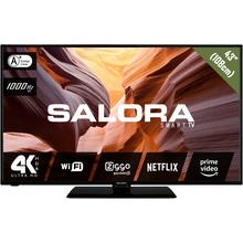 TV LED Ultra HD/4K smart 108 cm SALORA 43UHS3804