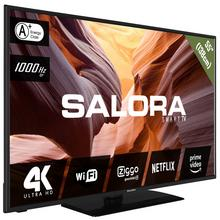 TV LED Ultra HD/4K smart 139 cm SALORA 55UHS3804