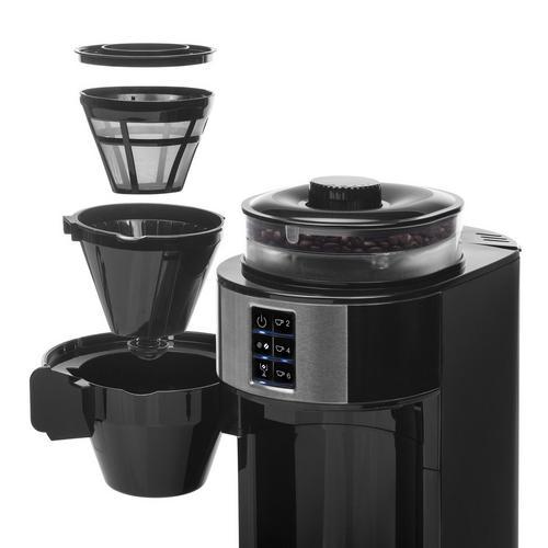 Koffiezet PRINCESS 249408 Grind & Brew Compact Deluxe