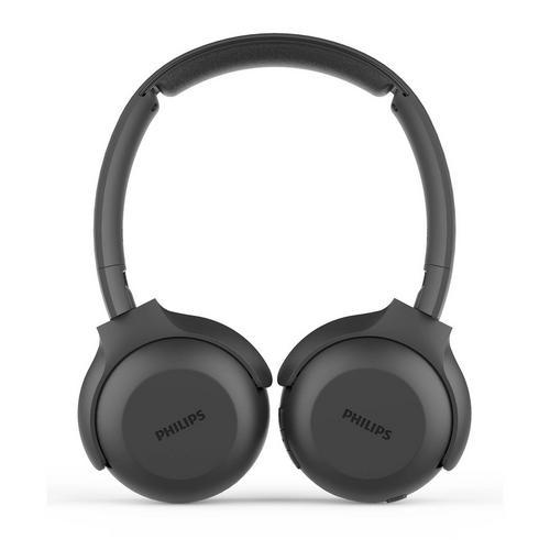 PHILIPS UpBeat TAUH202BK - Écouteurs avec micro sur-oreille Bluetooth sans fil noir