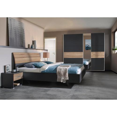 2-persoonsbed + 2 nachtkastjes Eupen