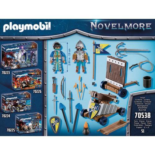 PLAYMOBIL® 70538 Chevaliers de Novelmore avec baliste