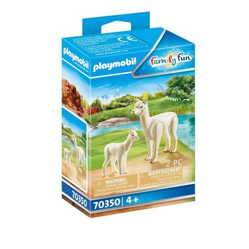 PLAYMOBIL® 70350 Alpaca met baby