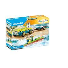 PLAYMOBIL® 70436 Strandwagen met kano's