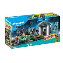 PLAYMOBIL® 70362 SCOOBY-DOO! Histoires au Cimetière