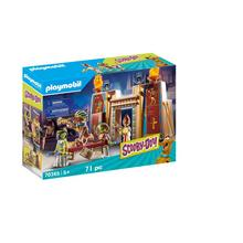 PLAYMOBIL® 70365 SCOOBY-DOO! Histoires en Égypte de PLAYMOBIL