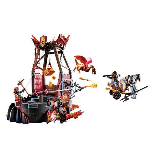 PLAYMOBIL® 70390 Mine de lave des Burnham Raiders