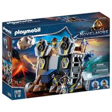 PLAYMOBIL® 70391 Tour d'attaque mobile des chevaliers Novelmore