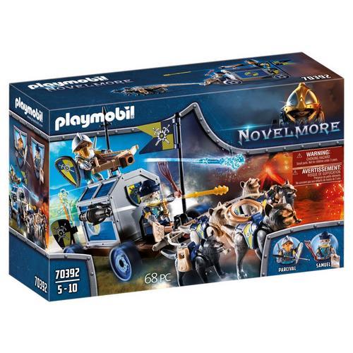 PLAYMOBIL® 70392 Novelmore schattentransport