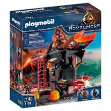 PLAYMOBIL® 70393 Burnham Raiders vurige stormram