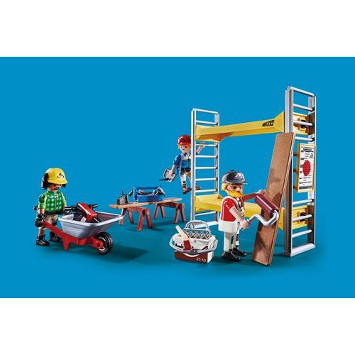 PLAYMOBIL® 70446 Stelling met werklieden