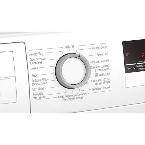 Wasmachine 8 kg BOSCH WAN282A1FG