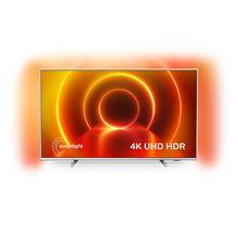 TV LED smart Ultra HD/4K avec Ambilight 3 côtés 147 cm PHILIPS 58PUS7855/12