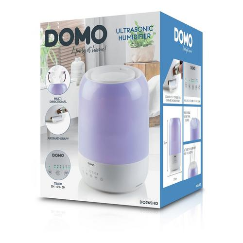 Humidificateur d'air à ultrasons DOMO DO265HD
