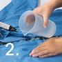 Stylo détachant à ultrasons CLEANMAXX