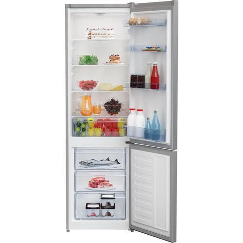 Combiné réfrigérateur congélateur 262 l BEKO RCSA 270 K30XBN