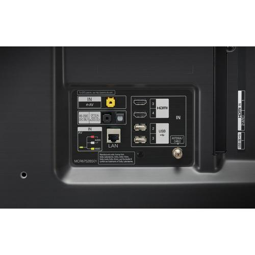 Ultra HD/4K smart led-tv 123 cm LG 49NANO816NA